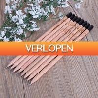 ClickToBuy.nl: 8 Sproute Bloei potloden