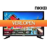 iBOOD Electronics: Nikkei Full HD TV NL2405FHD