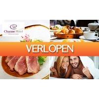 SocialDeal.nl: Overnachting(en) + ontbijt voor 2 personen op de Veluwe