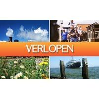 SocialDeal.nl 2: Dagtocht naar Hoorn met boot en stoomtram