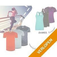 Dare2b sportshirts voor dames en heren