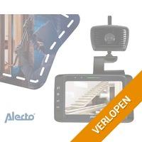 Alecto beveiligingscamera met 5 inch monitor