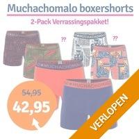 4-pack Muchachomalo boxershorts