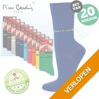 20 paar Pierre Cardin sokken