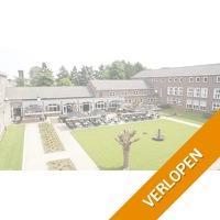 3 dagen in nieuw hotel in voormalig klooster nabij de Peel