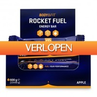 BodyenFitshop.nl: Rocket Fuel energy bars