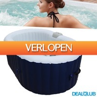 Dealqlub.com: Gezellige Jacuzzi 3 persoons