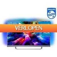 iBOOD Electronics: Philips 49 4 K Ultra HD LED TV
