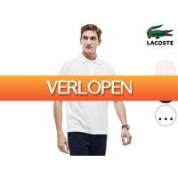 iBOOD Sports & Fashion: Lacoste polo classic fit