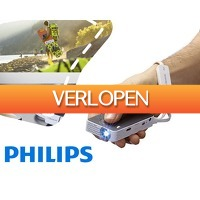 1DayFly Tech: Philips Wireless mini beamer
