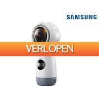 iBOOD.com: Samsung Gear 360 4 K camera