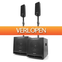 MaxiAxi.com: Vonyx VX1000BT actieve geluidsinstallatie