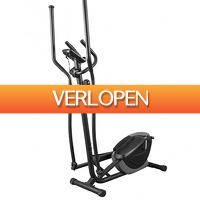 Befit2day.nl: Crosstrainer met trainingscomputer