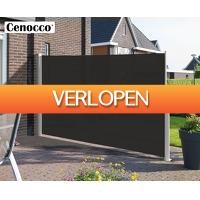 Voordeelvanger.nl: Zon- en windscherm