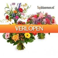 Koopjedeal.nl 2: Waardebon voor Topbloemen.nl