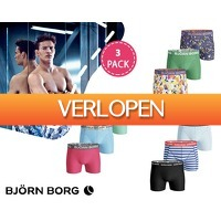 1DayFly: 3-pack Bjorn Borg boxershorts