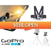 1DayFly Outdoor: Originele GoPro accessoires