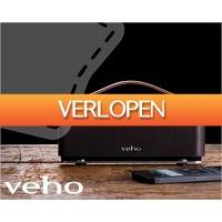 1DayFly Tech: Veho speaker met retro design