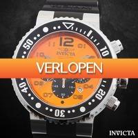 Watch2day.nl: Invicta Pro Diver Ocean Voyage Chronographs