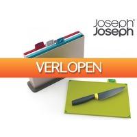 iBOOD.com: Joseph Joseph snijplankenset + chefsmes