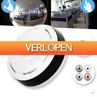 Wilpe.com - Elektra: Fisheye WiFi IP-camera 360 graden