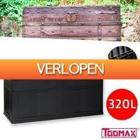 Wilpe.com - Outdoor: Toomax tuinkist 320 L XL