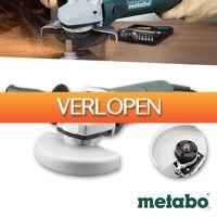 Wilpe.com - Tools: Metabo W1100-125 haakse slijper