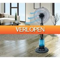 Koopjedeal.nl 1: Krachtige torenventilator en luchtbevochtiger