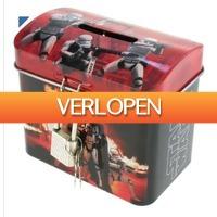Grotekadoshop.nl: Metalen spaarpot Star Wars