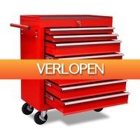 VidaXL.nl: vidaXL gereedschapswagen