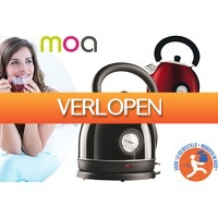 VoucherVandaag.nl 2: MOA retro waterkoker