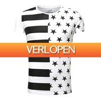 Brandeal.nl Trendy: CRSM T-shirt met print