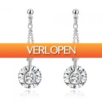 HelloSpecial.com: Veiling: Annie Drop earrings