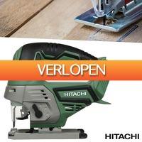 Wilpe.com - Tools: Hitachi Hikoki CJ18DGL(W4) 18V accu decoupeerzaag