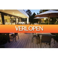 Hoteldeal.nl 1: 3 dagen 4-sterren Bilderberg hotel op de Veluwe