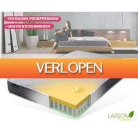 Voordeelvanger.nl: Larson Stockholm matras