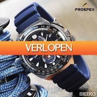 Watch2day.nl: Seiko Prospex World Time Solar