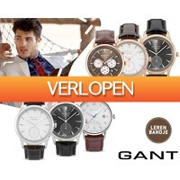 1DayFly Lifestyle: Chique Gant herenhorloges