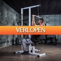 Befit2day.nl: Lat Pulley home trainer