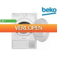 iBOOD Electronics: Beko 8 kg warmtepompdroger