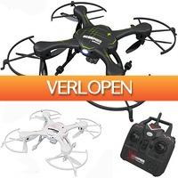 Uitbieden.nl: 2,4GHz 6 Assige Gyro Quadcopter