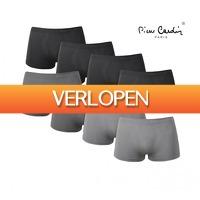 Koopjedeal.nl 1: 8-pack Pierre Cardin boxershorts