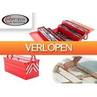 DealDonkey.com 2: Hofftech 85-delige gereedschapskist