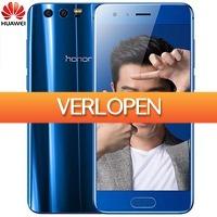 Uitbieden.nl: Huawei Honor 9 64GB smartphone