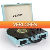 MaxiAxi.com: Fenton RP115 platenspeler
