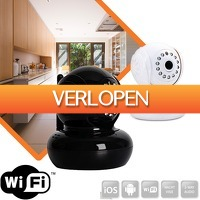 Euroknaller.nl: Indoor HD WiFi camera