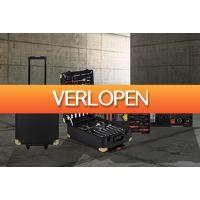 Marktplaats Aanbieding 2: 320-delige premium gereedschapstrolley van Wolfgang Germany