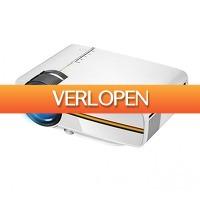 Koopjedeal.nl 1: Compacte Multimedia LCD-projector