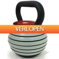 Betersport.nl: Verstelbare Kettlebell 3KG t/m 18KG