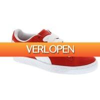 Kleertjes.com: Puma Sneakers laag voor Jongens